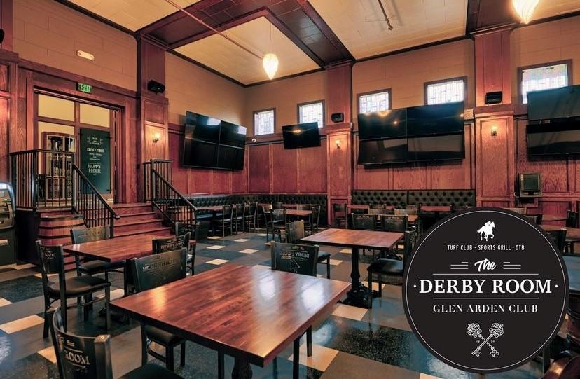 The Derby Room at Glen Arden